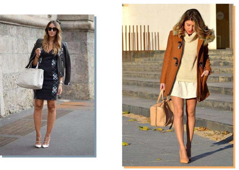 Come abbinare scarpa e borsa Sandra Calzature