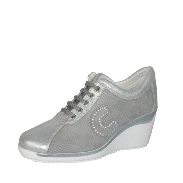 Sandra Lacci Sneakers Con Soft Cinzia Calzature E Alta Zeppa 001RO