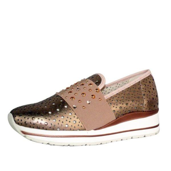 ordinare on-line nuovo arrivo personalizzate Sneaker estiva con strass Melluso Walk